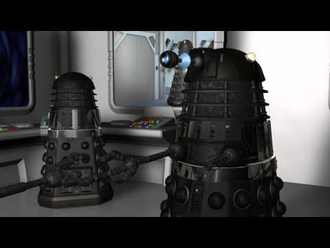 Second Empire - Planet of the Daleks   Recreation   1