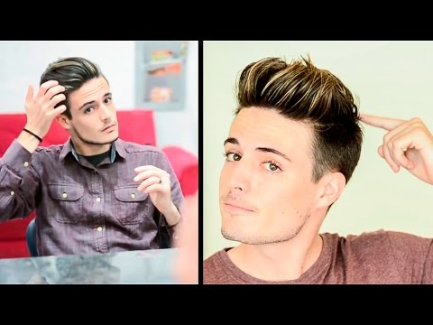 How to deal with Cowlicks | Mens Hair Tips and Tricks - 3 Hairstyle Tips