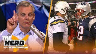 Colin Cowherd compares Dak to Alex Smith, talks luck affecting Tom Brady and Rivers | NFL | THE HERD