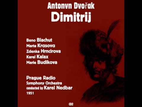 Antonín Dvořák: Dimitrij - Act II.8