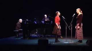 Meredith Monk with Katie Geissinger in Concert