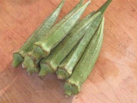 How To Freeze Your Okra