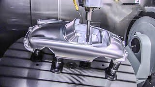 99% People Satisfying When See This CNC Working Process. Perfect Machines Technology