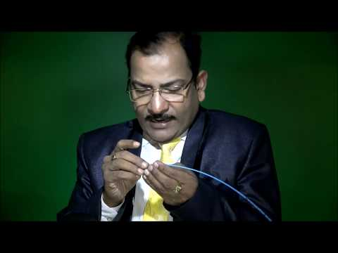Hysteroscopic Instruments Demonstration - Lecture by Dr R K Mishra