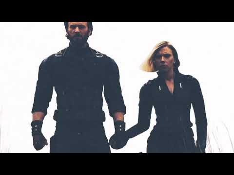 Steve and Natasha-