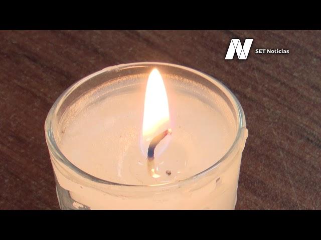 Veladoras en ofrendas representan alto riesgo de incendio en viviendas