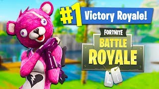 19 KILLS GAMEPLAY!! 5 WINS IN A ROW! (Fortnite Battle Royale)
