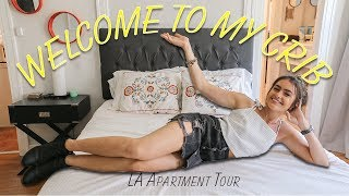 LOS ANGELES STUDIO APARTMENT TOUR