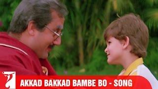 Akkad Bakkad Bambe Bo - Full Song - Vijay