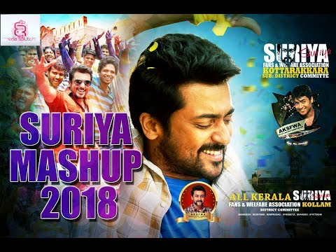 SURIYA MASHUP 2018 II PONGAL CELEBRATION