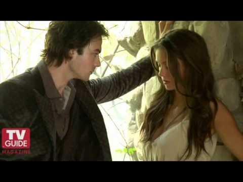 Nina Dobrev and Ian Somerhalder - Love?