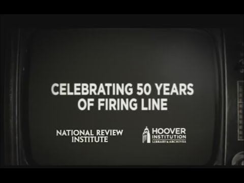 Celebrating 50 years of Firing Line