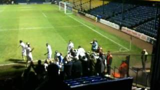 Bizarre Winning Penalty In 2010-11 FA Cup Penalty Shoot-Out Win For Macclesfield Town Over Southend