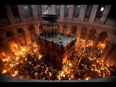 The HOLY SEPULCHRE Church In The Jerusalem Is the Synagogue of SATAN