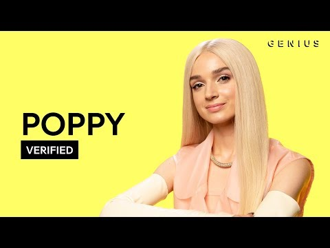 """Poppy """"Time Is Up"""" Official Lyrics & Meaning 