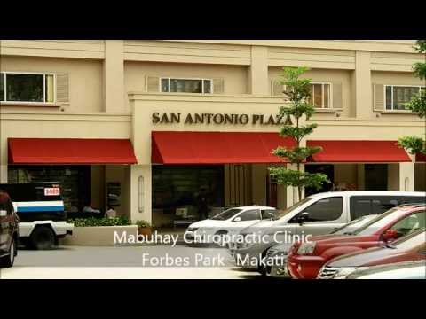 Mabuhay Chiropractic Clinics - Metro Manila