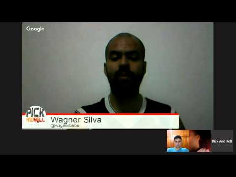 Hangout Pick And Roll Brasil -
