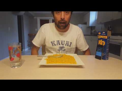 FASTEST KRAFT DINNER CHALLENGE?! - WHATS YOU'RE BEST TIME