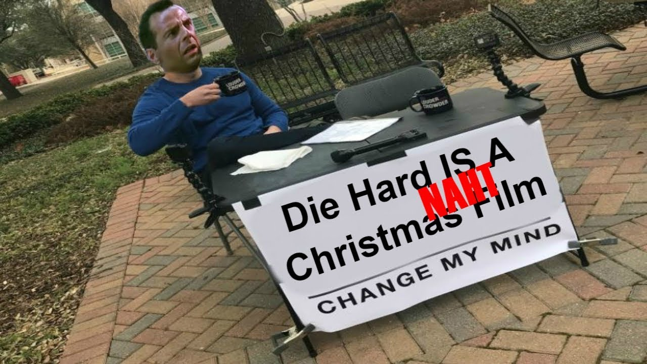 bruce willis declares die hard not a christmas movie - Bruce Willis Christmas Movie