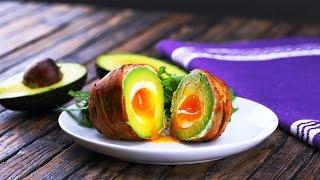 Авокадо с сюрпризом: необычное и очень вкусное блюдо