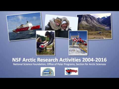 NSF Arctic Research Activities 2004 to 2016