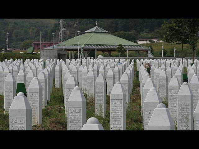 """Сребреница: приговор """"голубым каскам"""""""