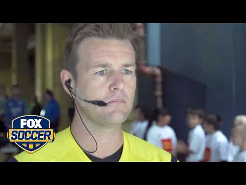 A Feel for the Game: MLS referees