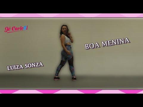 BOA MENINA - Luiza Sonza