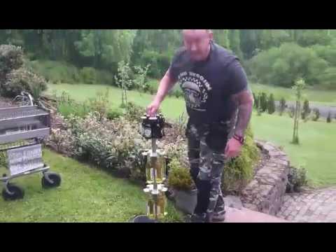 Hopfenhohle Mit Lift Der Innovativste Garten Bierkuhler Mit