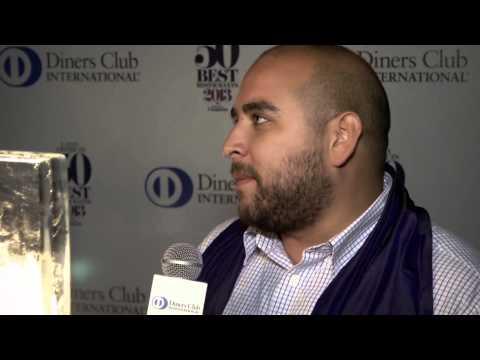 Interview with chef Diego Hernández Velasco of Corazon De Tierra | Diners Club International