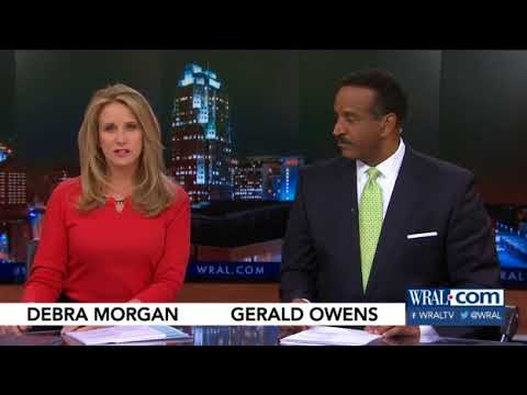 WRAL News at 11pm open (3-16-18)