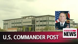Robert B. Abrams nominated as new Commander of U.S. Forces Korea