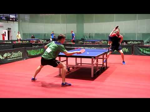 MOSCOW CHAMPIONSHIPS SHAPOSHNIKOV - KIRILLOV FINAL DAY #tabletennis #настольныйтеннис
