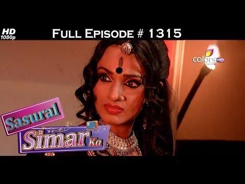 Sasural Simar Ka - 20th October 2015 - ससुराल सीमर का - Full Episode (HD)