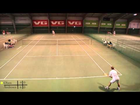NM-finale i tennis 2011 (veteraner herre single 35)