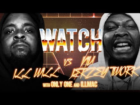 WATCH: ILL WILL vs NU JERZY TWORK with ONLY ONE and ILLMAC