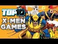 Top 10 X-Men Games