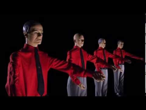 Kraftwerk  The Robots 2013 Version   Retrospective