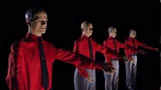 Kraftwerk - The Robots (2013 Version - Official Retrospective Video)
