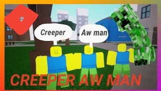 """Revenge"" (Creeper Aww Man) ROBLOX Music Video! *400 SUBSCRIBER SPECIAL*"