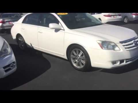 2006 Toyota Avalon Limited Review