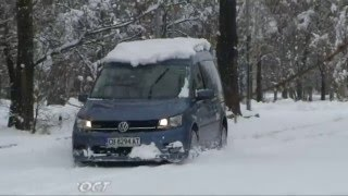 Test VW Caddy 2 0 TDI 4Motion