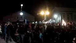 New Years Eve 2014 Block Party, La Grande, Oregon