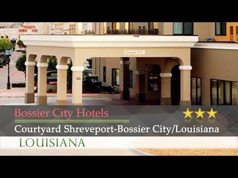 Courtyard Shreveport-Bossier City/Louisiana Boardwalk - Bossier City Hotels, Louisiana