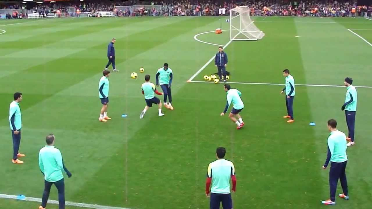 Tactical Analysis of The Barcelona Tiki Taka Playing Style