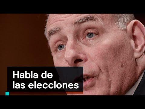 John Kelly habla de las próximas elecciones en México - Despierta con Loret