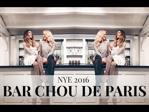 CELEBRATE NYE 2016 AT CHOU DE PARIS | NYE HOUSE PARTY WITH FRIENDS