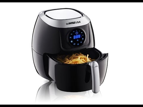 air-fryer---gowise-usa-5.8-quart-gw22631-unboxing---3-ways-to-cook-fries---a-new-hope