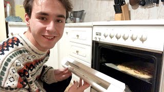 Я не умею готовить: Пицца с грушей