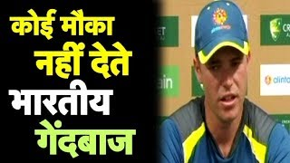 Indian Bowlers Don't Miss Chances: Marcus Harris | Sports Tak